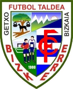 Escudo de C.F. BIZKERRE (PAÍS VASCO)
