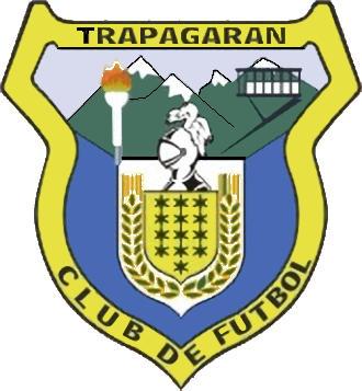 Escudo de C.F. TRAPAGARAN (PAÍS VASCO)