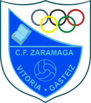 Escudo de C.F. ZARAMAGA (PAÍS VASCO)