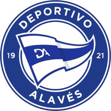 Escudo de DEPORTIVO ALAVÉS-2 (PAÍS VASCO)