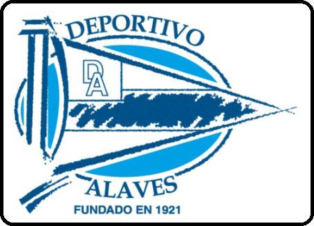 Escudo de DEPORTIVO ALAVES (PAÍS VASCO)