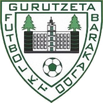 Escudo de GURUTZETA FÚTBOL K.T. (PAÍS VASCO)