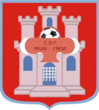 Escudo de IRÚN C.F. 1902 (PAÍS VASCO)