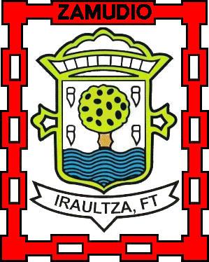 Escudo de IRAULTZA F.T. (PAÍS VASCO)