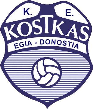 Escudo de KOSTKAS K.E. (PAÍS VASCO)