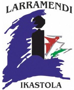 Escudo de LARRAMENDI IKASTOLA F.T. (PAÍS VASCO)