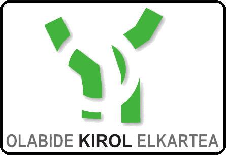 Escudo de LASARTEKO OLABIDE I.K.E. (PAÍS VASCO)
