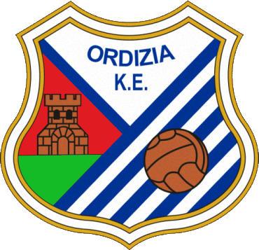 Escudo de ORDIZIA K.E. (PAÍS VASCO)