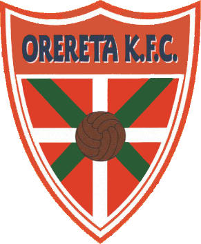 Escudo de ORERETA K.F.C. (PAÍS VASCO)