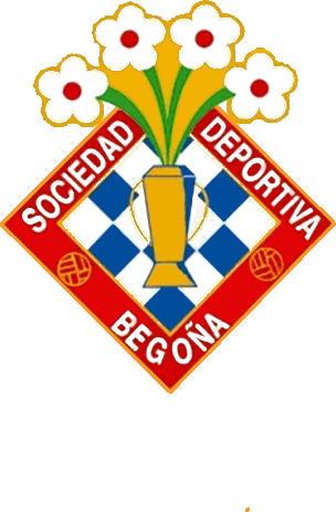 Escudo de S.D. BEGOÑA (PAÍS VASCO)