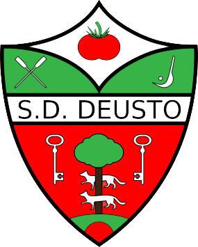 Escudo de S.D. DEUSTO (PAÍS VASCO)
