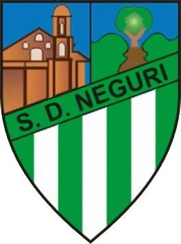 Escudo de S.D. NEGURI (PAÍS VASCO)
