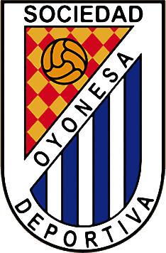 Escudo de S.D. OYONESA (PAÍS VASCO)