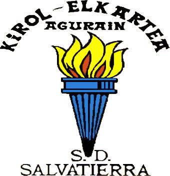Escudo de S.D. SALVATIERRA (PAÍS VASCO)