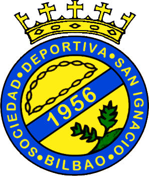 Escudo de S.D. SAN IGNACIO (PAÍS VASCO)