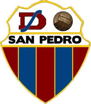 Escudo de S.D. SAN PEDRO (PAÍS VASCO)