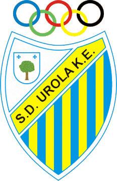 Escudo de S.D. UROLA K.E. (PAÍS VASCO)