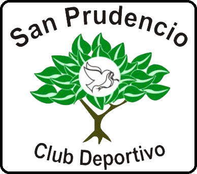 Escudo de SAN PRUDENCIO C.D. (PAÍS VASCO)