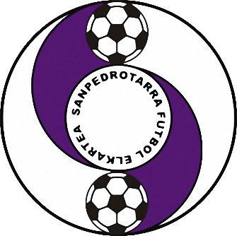 Escudo de SANPEDROTARA F.E. (PAÍS VASCO)