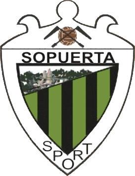 Escudo de SOPUERTA SPORT CLUB (PAÍS VASCO)