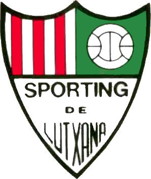 Escudo de SPORTING DE LUTXANA (PAÍS VASCO)