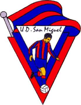 Escudo de U.D. SAN MIGUEL (PAÍS VASCO)