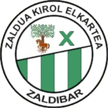 Escudo de ZALDUA K.E. (PAÍS VASCO)
