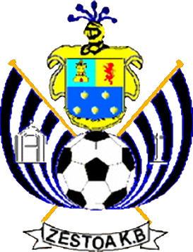 Escudo de ZESTOA K.B. (PAÍS VASCO)