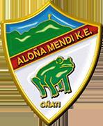 Escudo de ALOÑA MENDI K.E.
