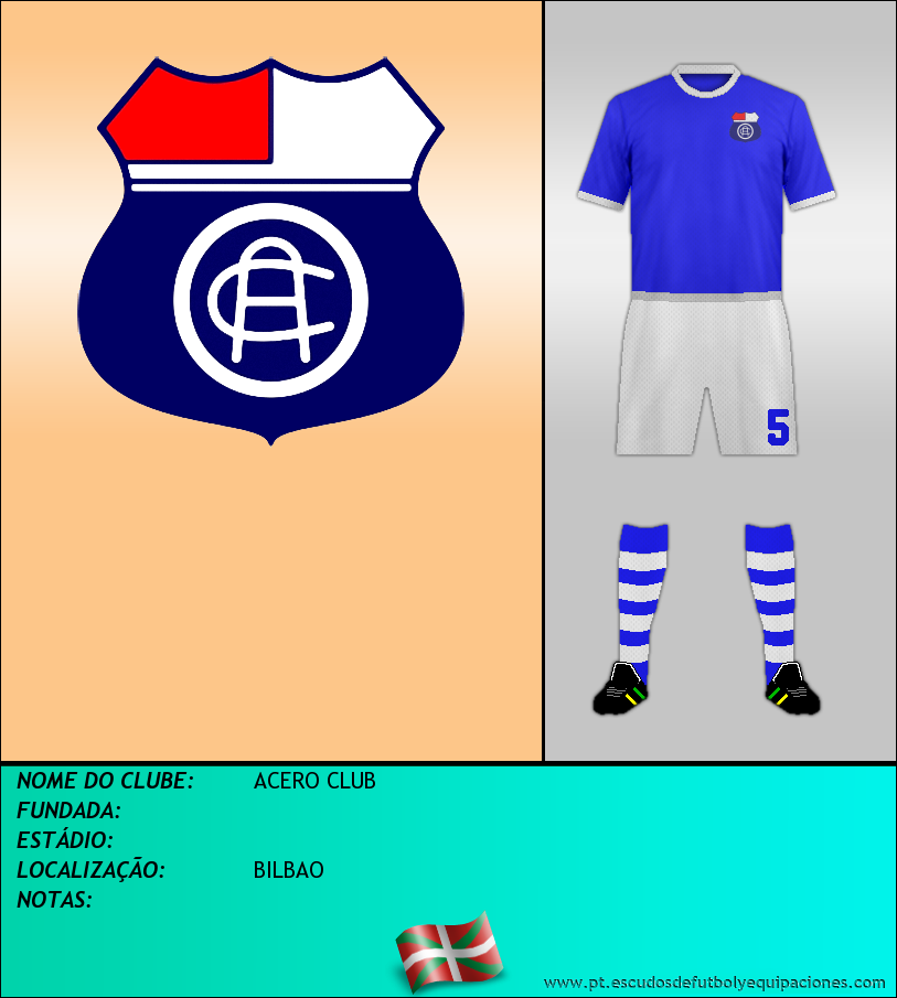 Escudo de ACERO CLUB
