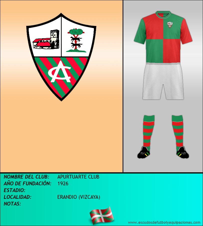 Escudo de APURTUARTE CLUB
