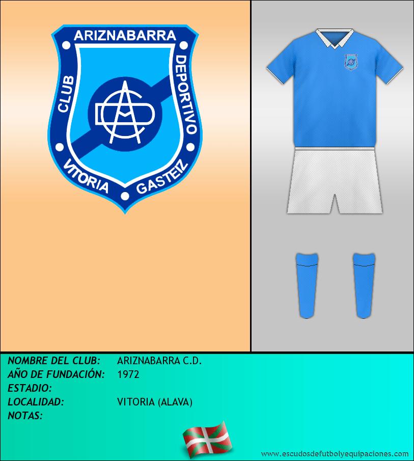 Escudo de ARIZNABARRA C.D.