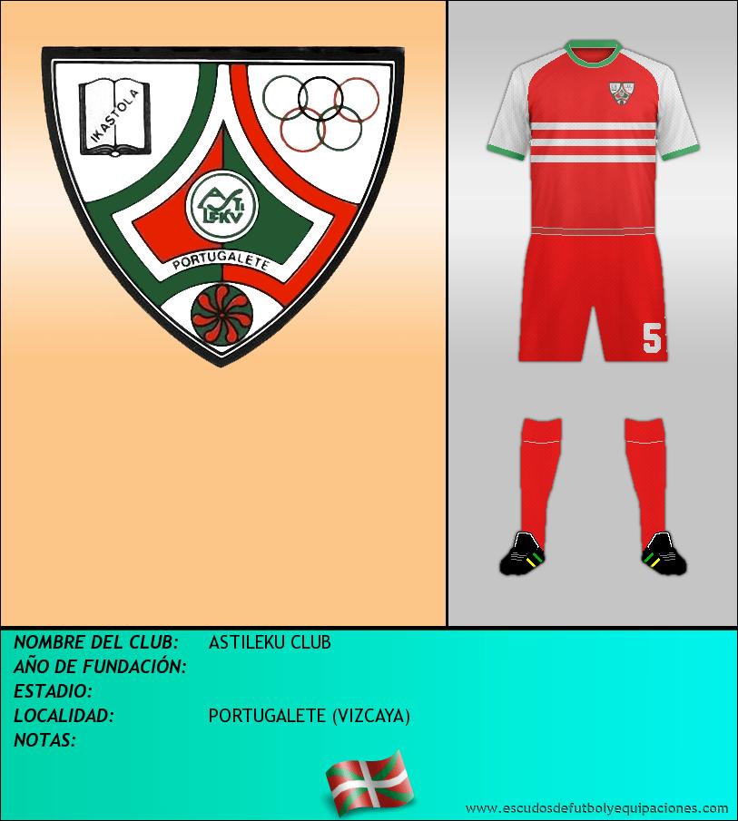 Escudo de ASTILEKU CLUB