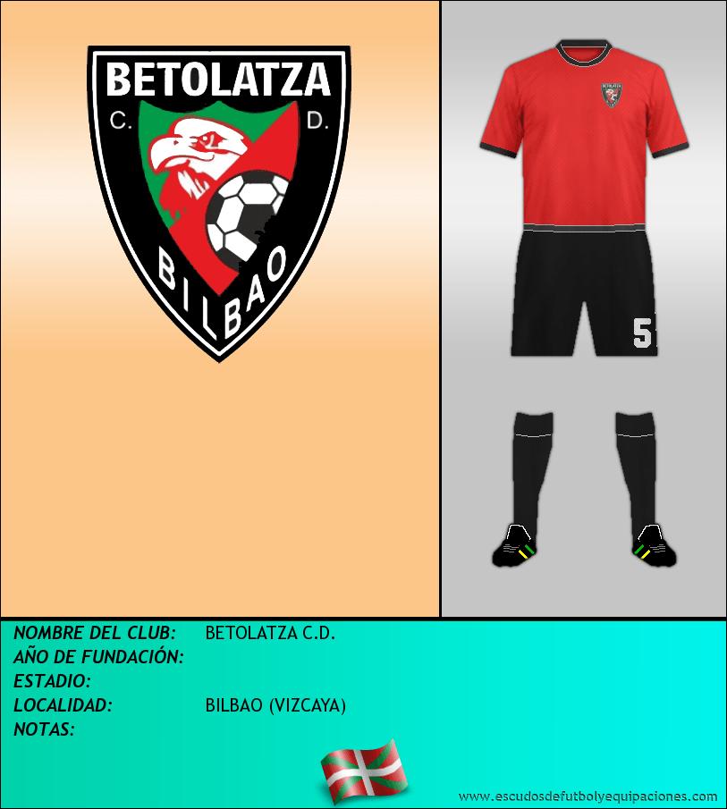 Escudo de BETOLATZA C.D.