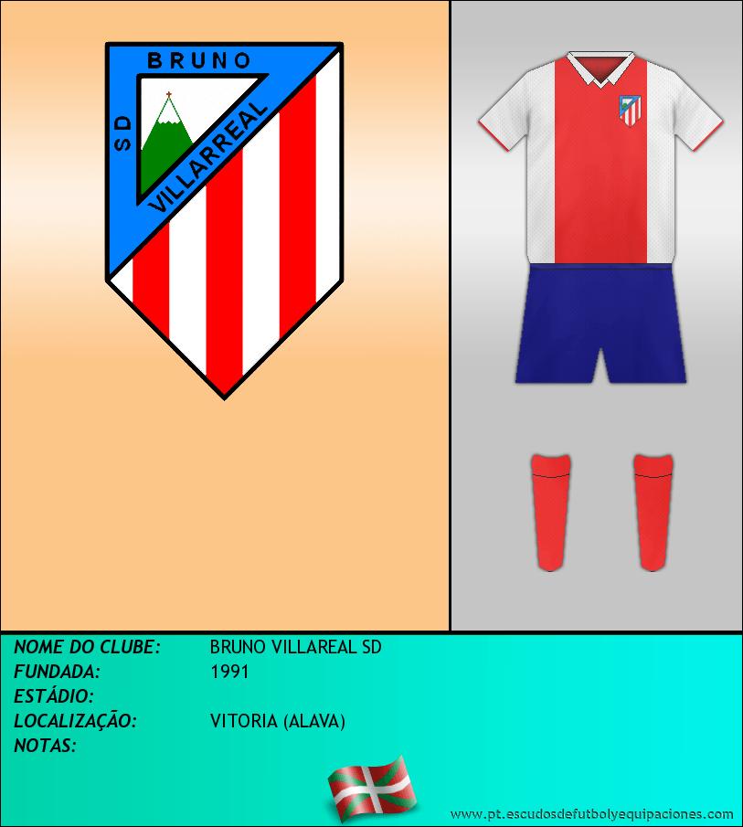 Escudo de BRUNO VILLAREAL SD