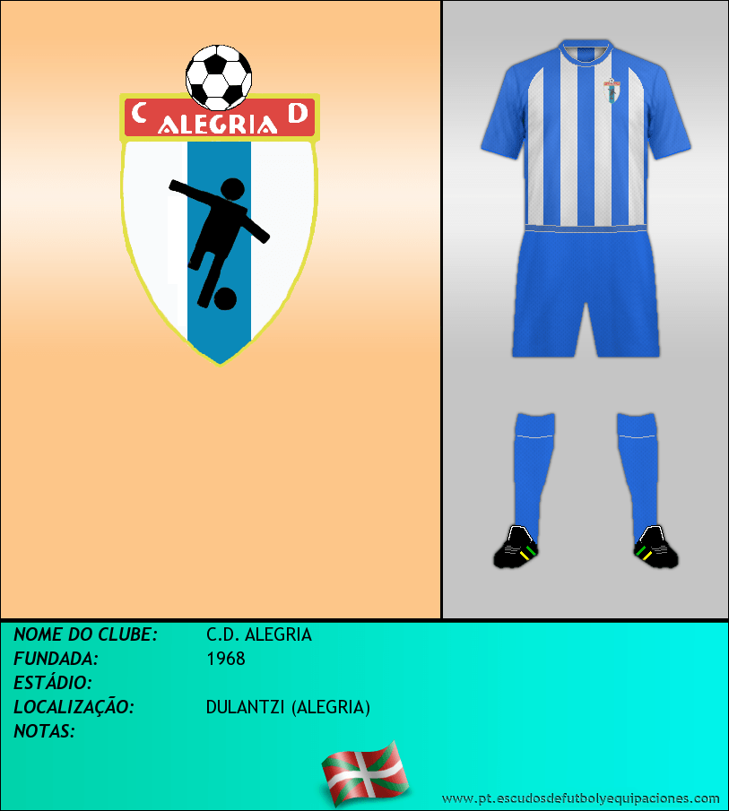 Escudo de C.D. ALEGRIA