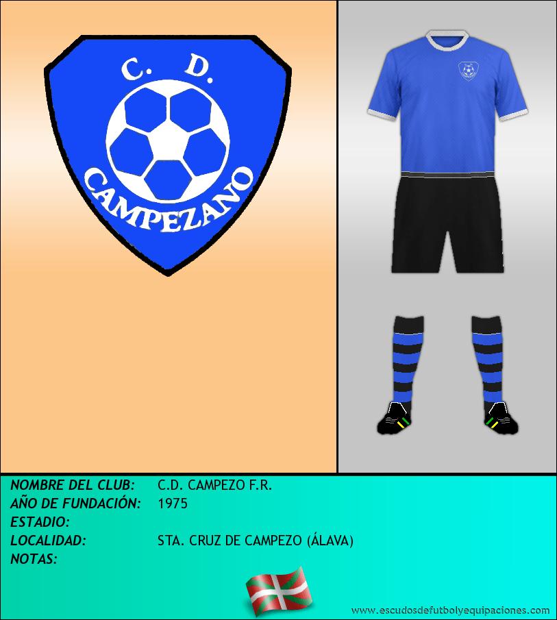 Escudo de C.D. CAMPEZO F.R.