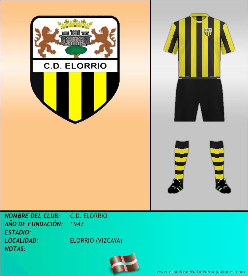 Escudo de C.D. ELORRIO