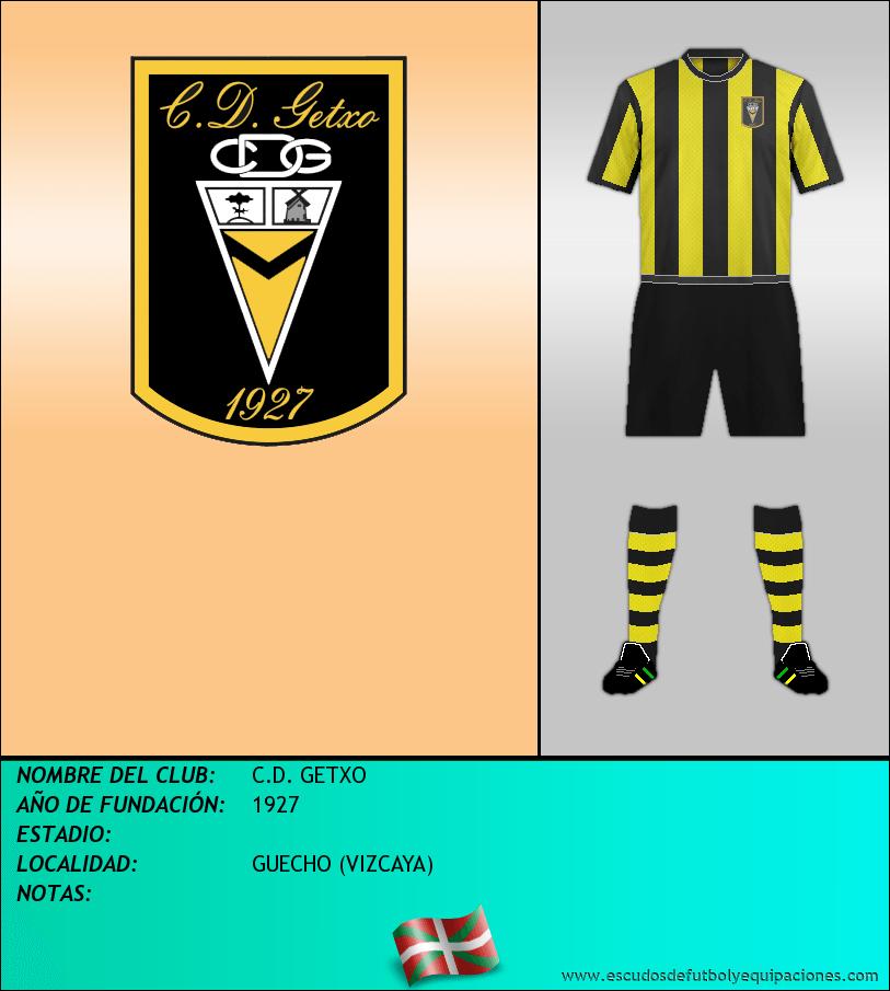 Escudo de C.D. GETXO