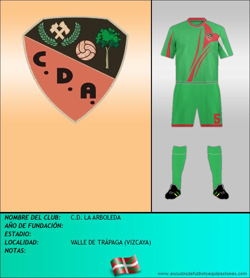 Escudo de C.D. LA ARBOLEDA