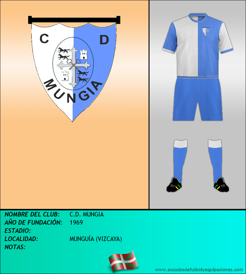 Escudo de C.D. MUNGIA
