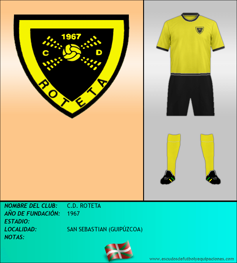 Escudo de C.D. ROTETA