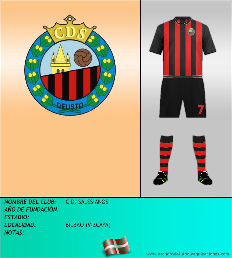 Escudo de C.D. SALESIANOS