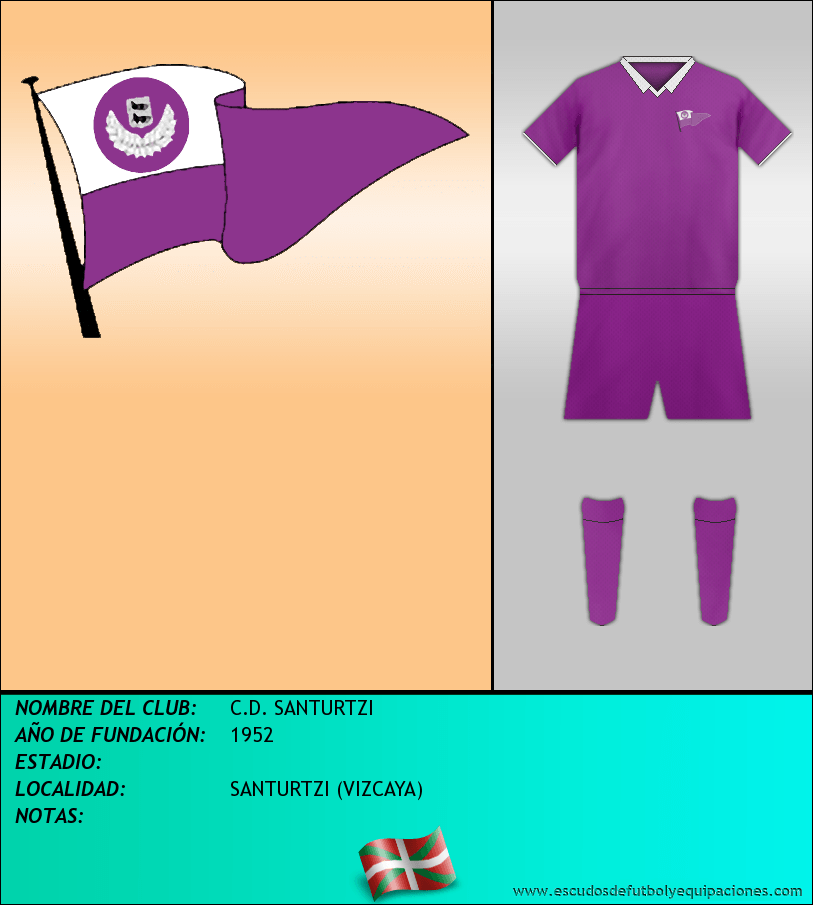 Escudo de C.D. SANTURTZI