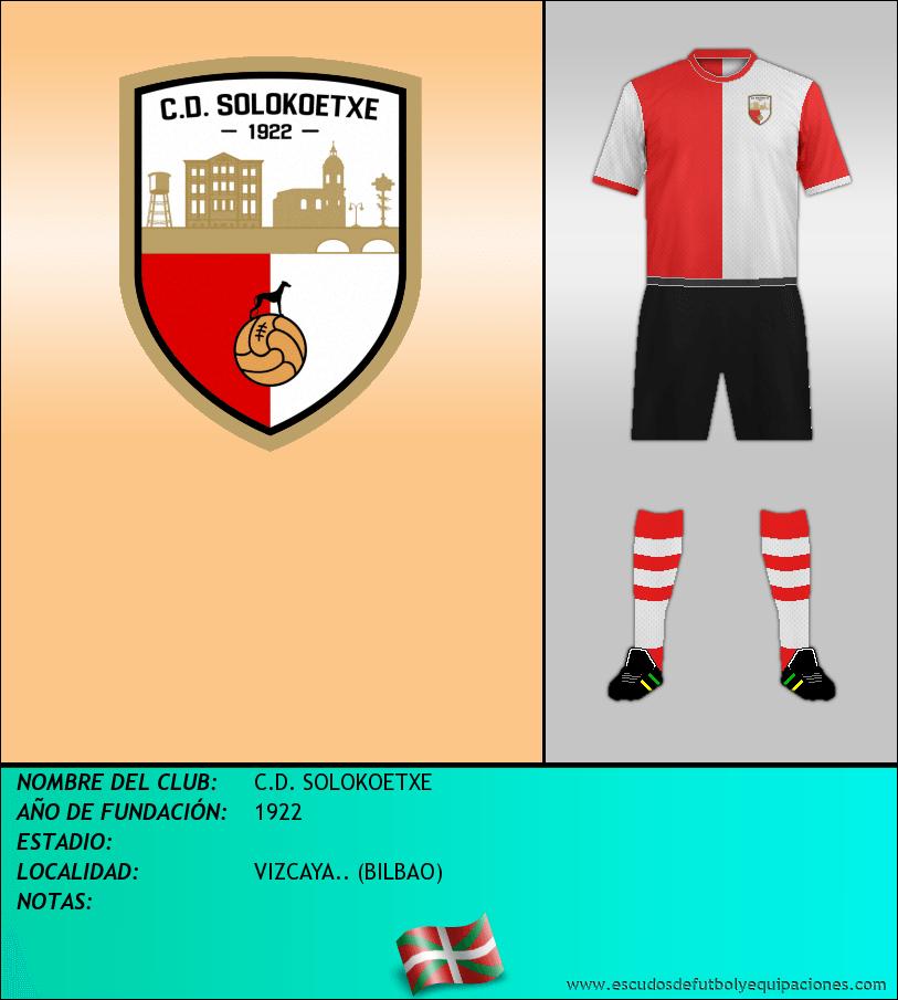 Escudo de C.D. SOLOKOETXE