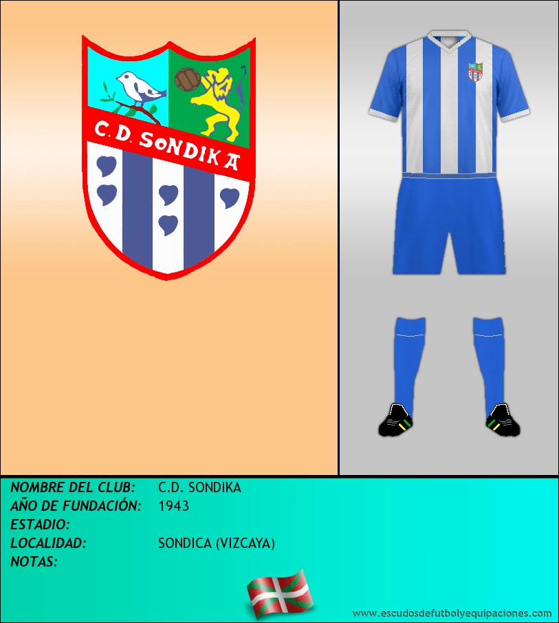 Escudo de C.D. SONDIKA
