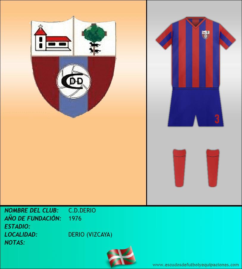 Escudo de C.D.DERIO