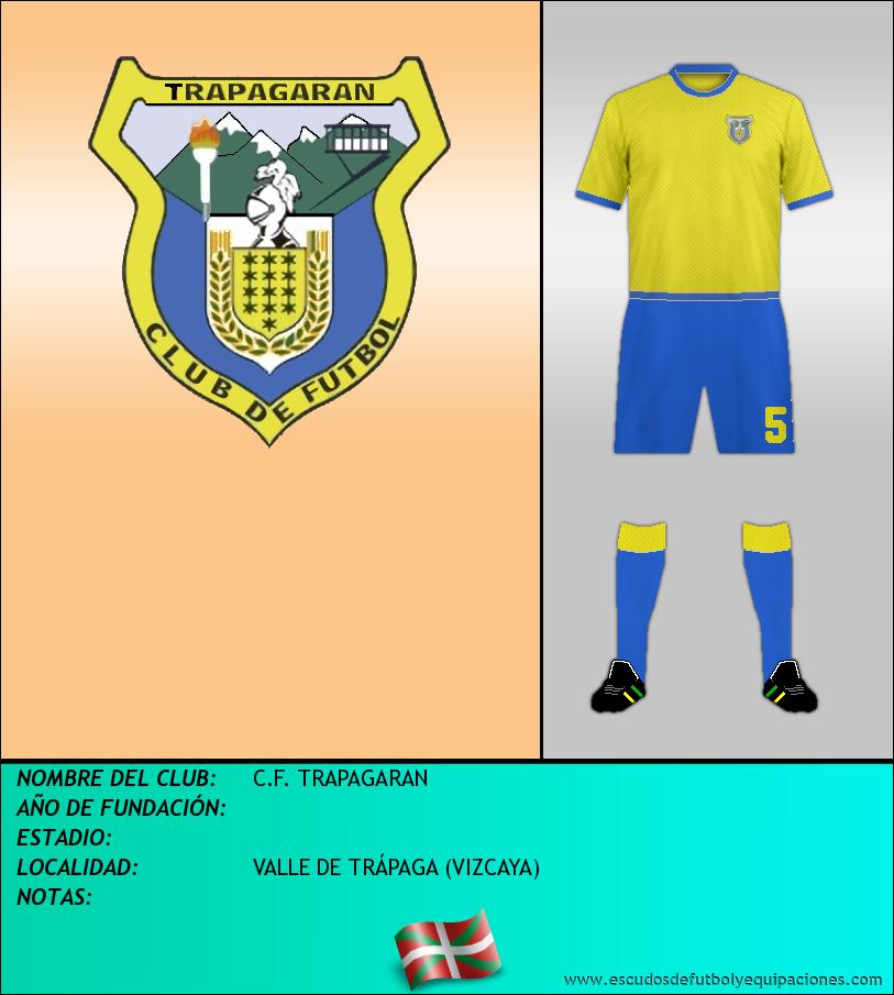 Escudo de C.F. TRAPAGARAN