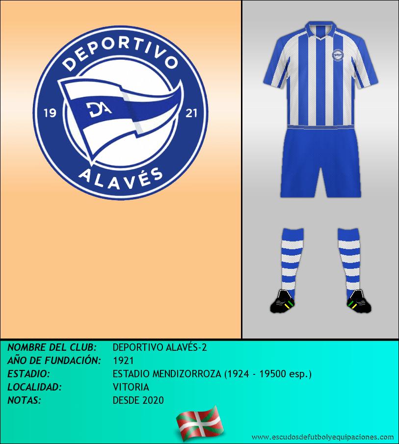 Escudo de DEPORTIVO ALAVÉS-2