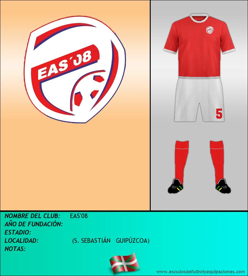 Escudo de EAS'08